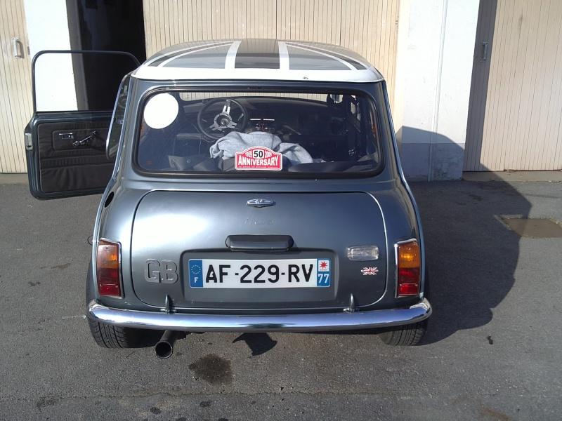 L'histoire de ma Mini 16102010
