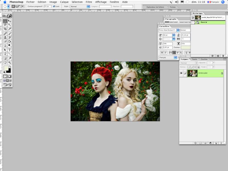 [Photoshop] Effet idyllique sur une image Image_14