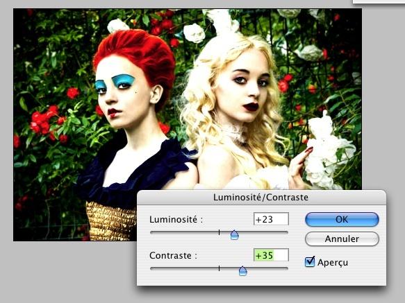 [Photoshop] Effet idyllique sur une image Image_16
