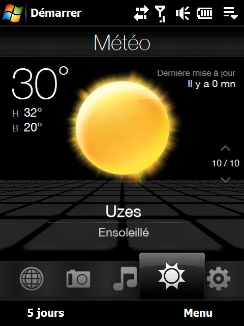 meteo - pbl meteo Screen56