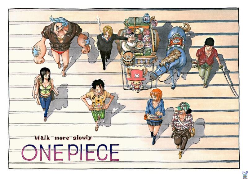 One piece [ Reliés / Shonen ] Sj-cha13