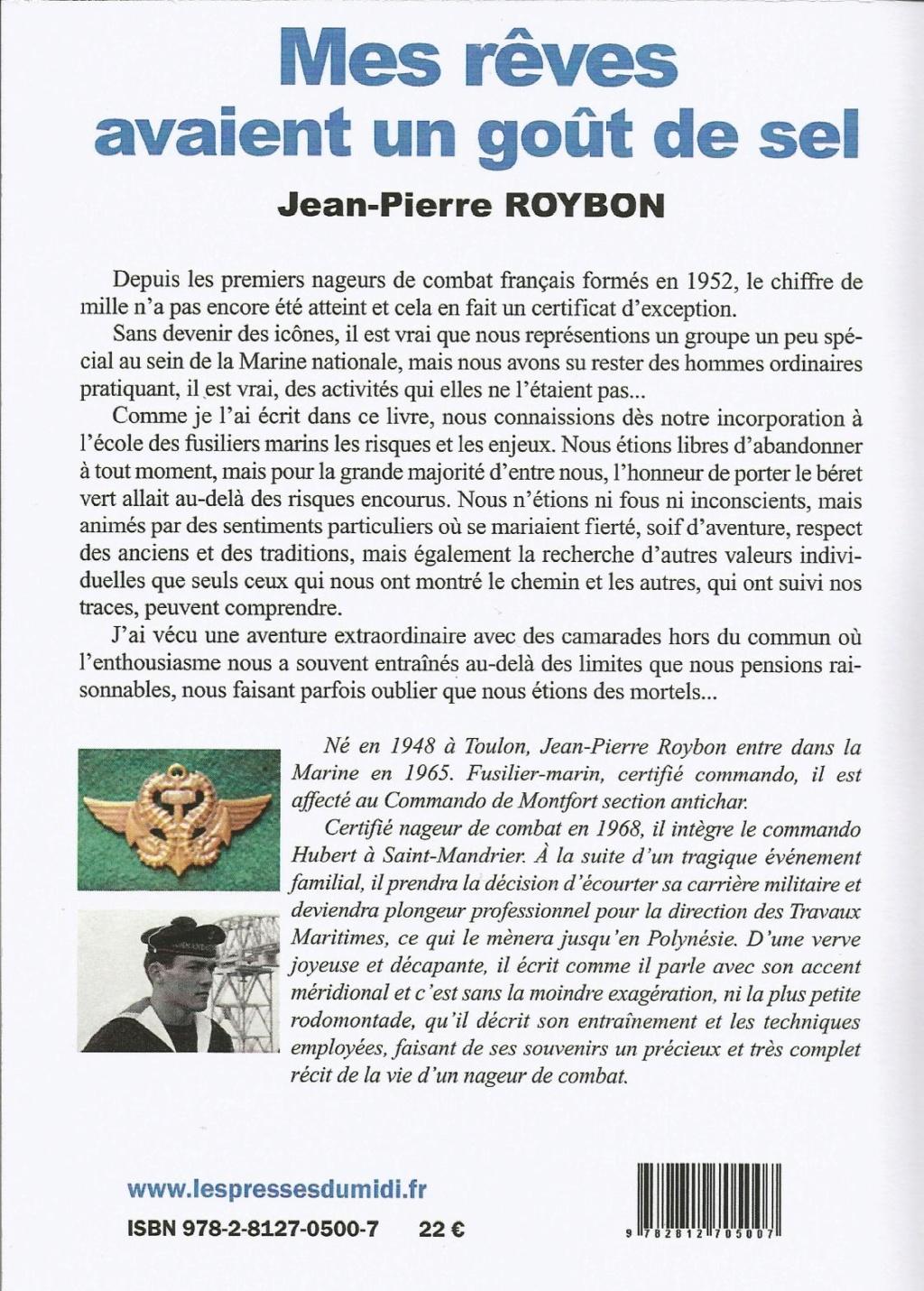 """Pour en savoir """"""""plus"""""""" sur les marins parachutistes du commando Hubert Scan1411"""