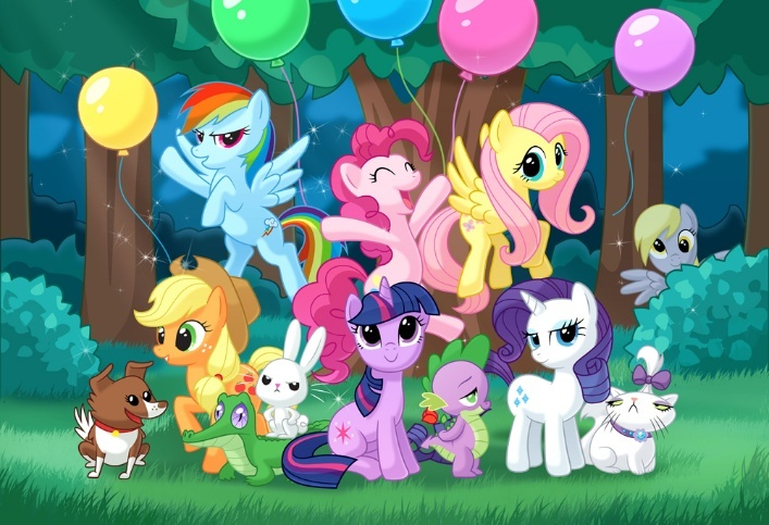 My little pony : Friendship Is Magic ! Mlp-ca10