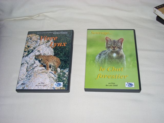 DVD documentaires, films animaliers... Dscn1212