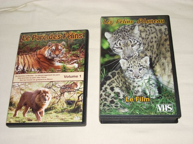 DVD documentaires, films animaliers... Dscn1214