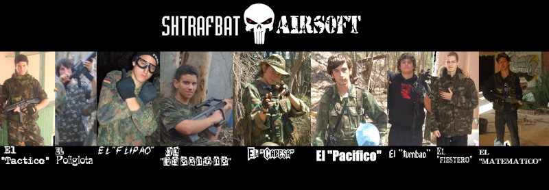 ShtrafBat Airsoft