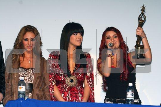 Dulce Maria, Anahi y Maite