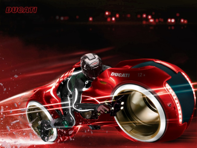 Concept/design/photomontage sur R  - Page 4 Ducati22