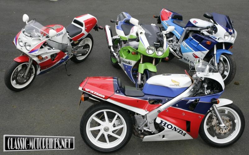 Racer, Oldies, naked ... TOPIC n°2 - Page 6 Honda-13