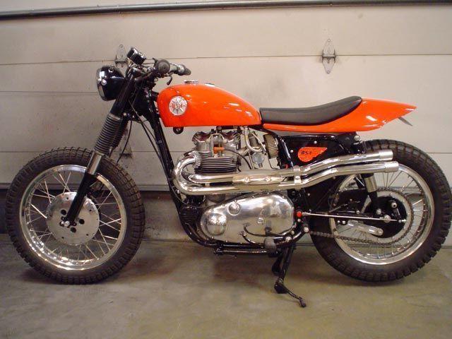 A65 dirt Bsa-6510