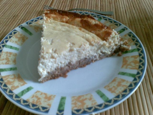 Gâteau au fromage blanc et aux spéculoos 14022010