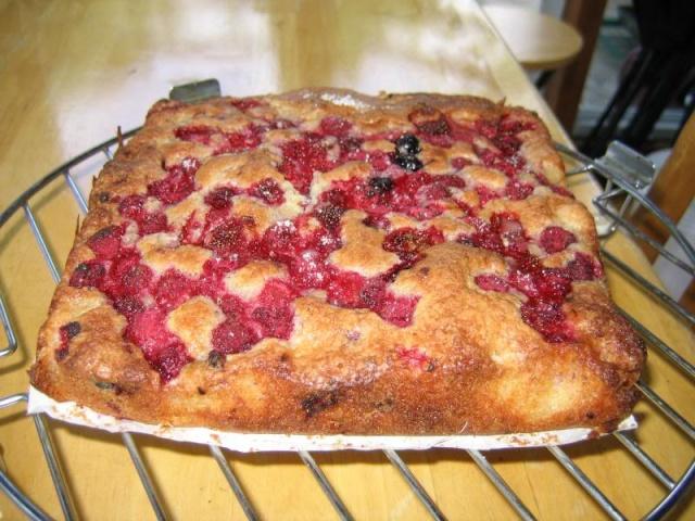 gâteau  le plus facile du monde  Bouffe10