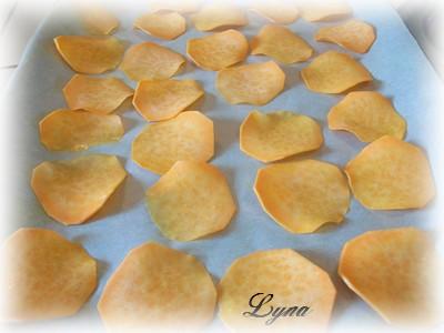 Chips de légumes Chips210