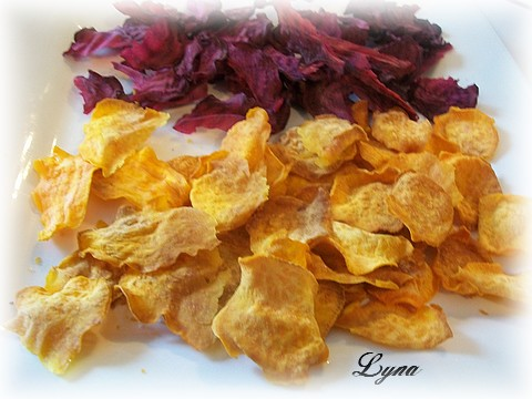Chips de légumes Chips410