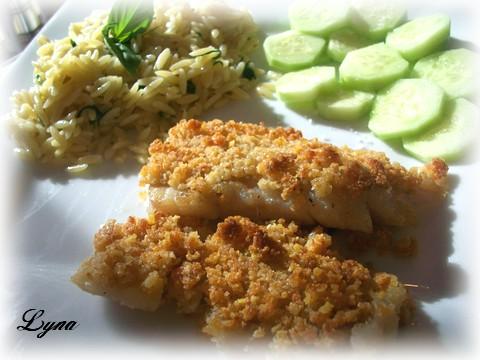 Filets d'aiglefin en croûte de parmesan Filet_10