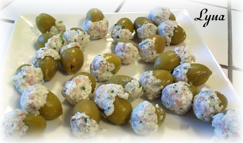 Olives frites, farcies au prosciutto et ricotta Olives11