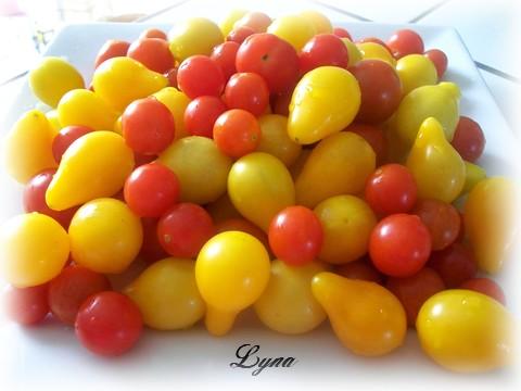 Tomates cerises marinées Tomate12