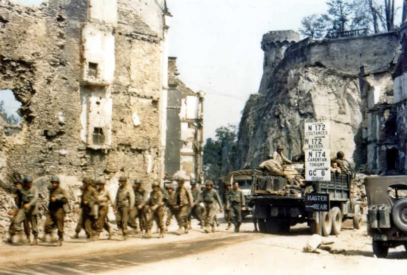 La 29th Infantry Division en images... Ete_1911