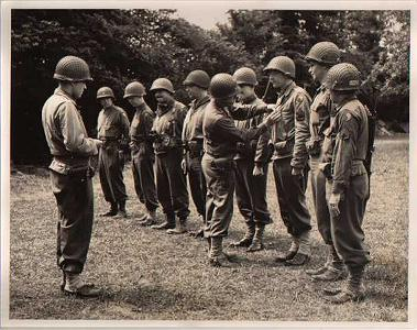 La 29th Infantry Division en images... Genera11
