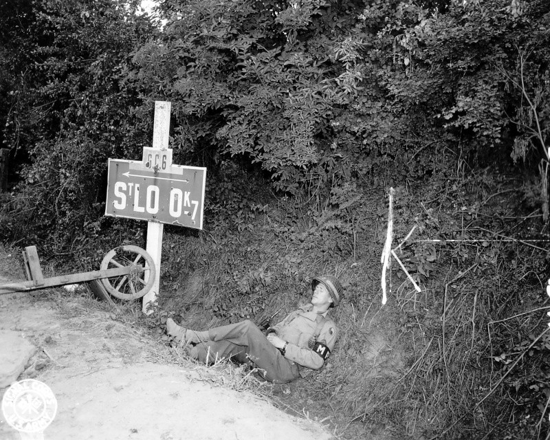 La 29th Infantry Division en images... Un_mp_10