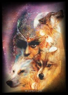 Two Wolves - A Cherokee Parable Cid_0010