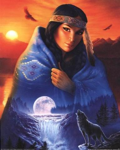 Native American Cloak210