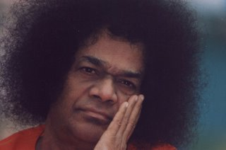 Love is the message for today ~ Sai Baba Expr2210