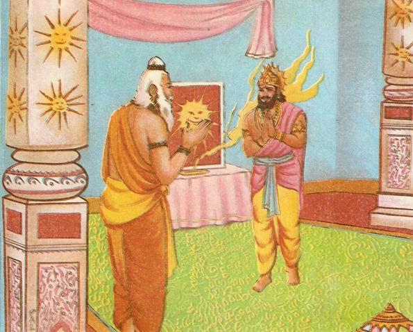 ramayana - THE RAMAYANA - Part 1 Part1p11