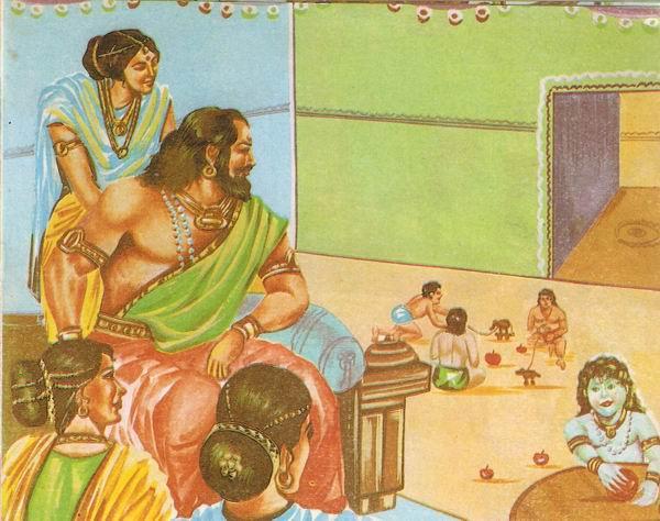 ramayana - THE RAMAYANA - Part 1 Part1p17