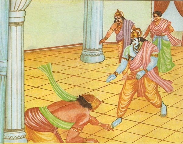 THE RAMAYANA - Part 3 Scan0031