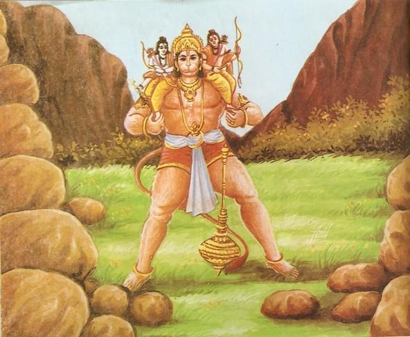 ramayana - THE RAMAYANA - Part 6 Scan0093