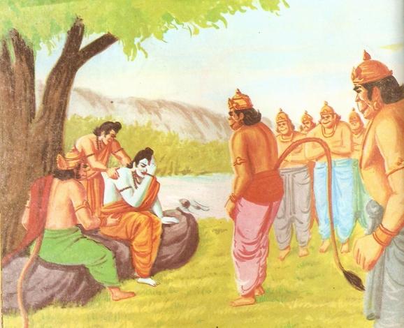 ramayana - THE RAMAYANA - Part 6 Scan0095