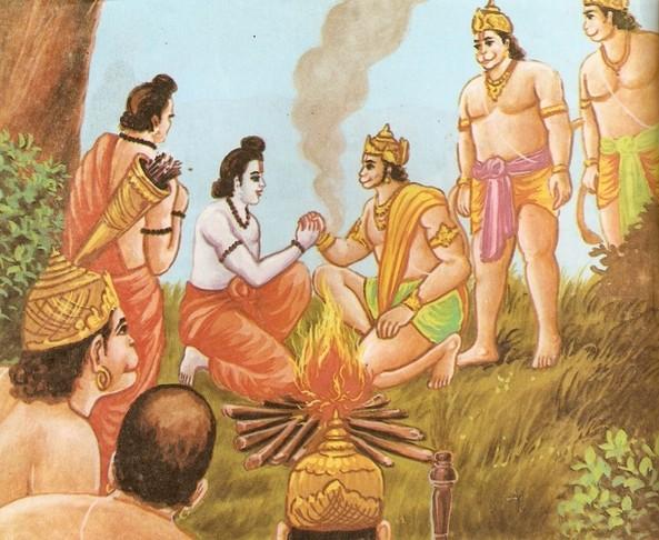 ramayana - THE RAMAYANA - Part 6 Scan0097