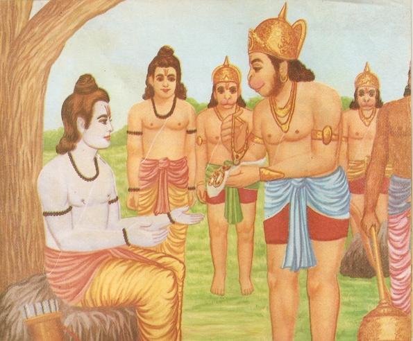 ramayana - THE RAMAYANA - Part 6 Scan0098