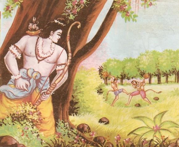 ramayana - THE RAMAYANA - Part 6 Scan0100