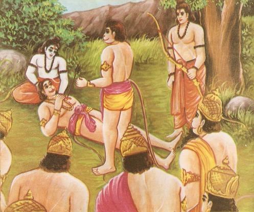ramayana - THE RAMAYANA - Part 6 Scan0101
