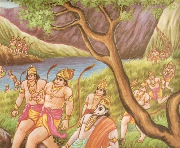 ramayana - THE RAMAYANA - Part 6 Scan0105