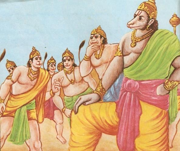 ramayana - THE RAMAYANA - Part 6 Scan0107