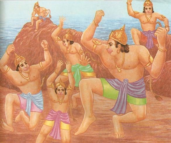 ramayana - THE RAMAYANA - Part 6 Scan0108