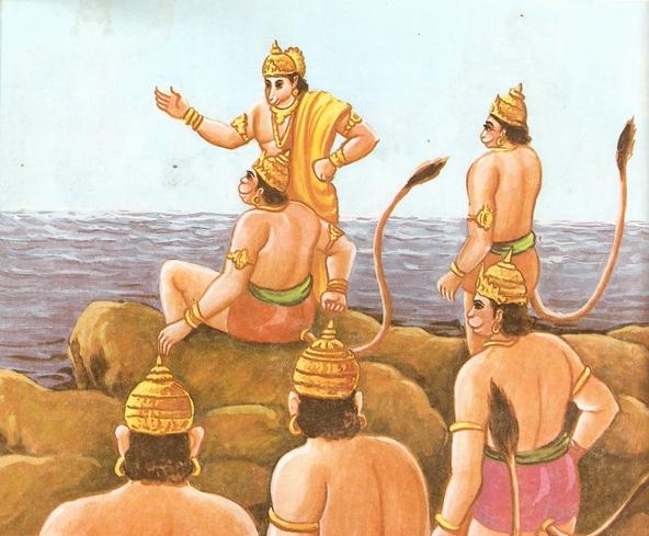 ramayana - THE RAMAYANA - Part 6 Scan0110