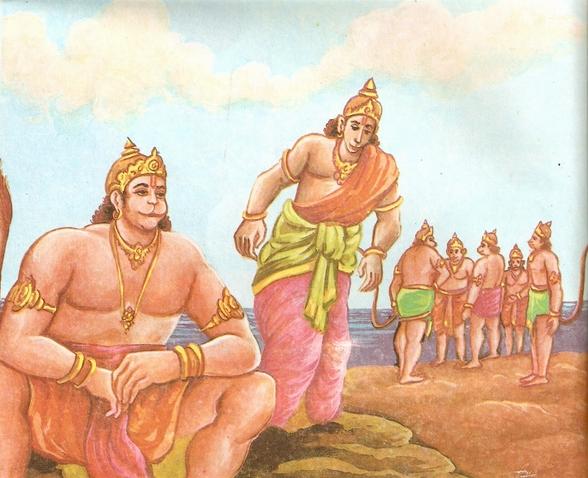 ramayana - THE RAMAYANA - Part 6 Scan0112