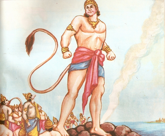 ramayana - THE RAMAYANA - Part 6 Scan0113
