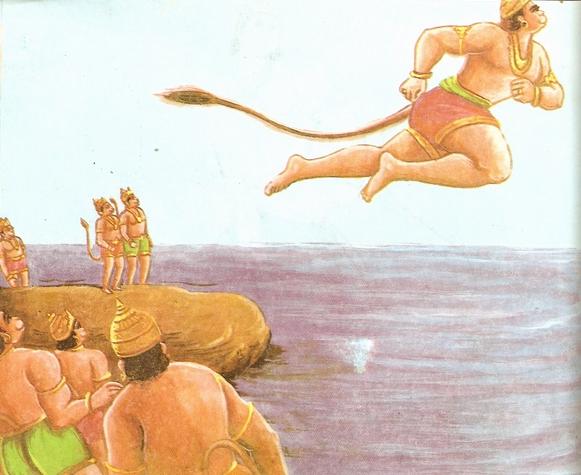 ramayana - THE RAMAYANA - Part 6 Scan0116