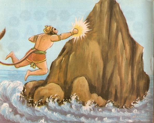 ramayana - THE RAMAYANA - Part 7 Scan0120