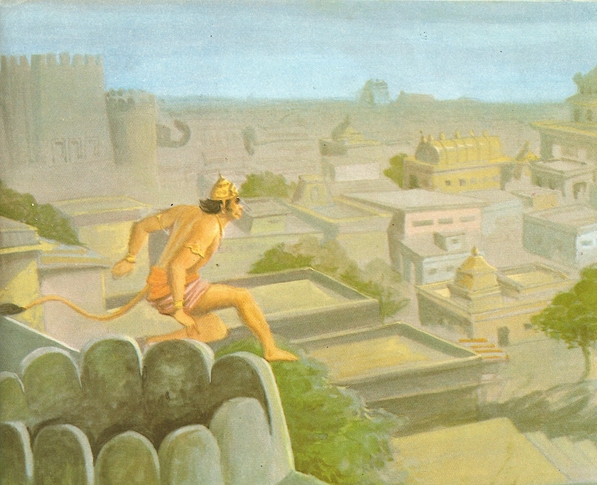 THE RAMAYANA - Part 7 Scan0124