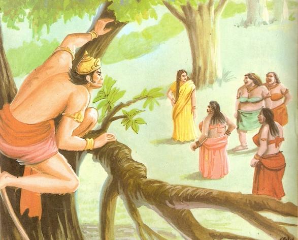 ramayana - THE RAMAYANA - Part 7 Scan0125