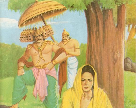 ramayana - THE RAMAYANA - Part 7 Scan0126