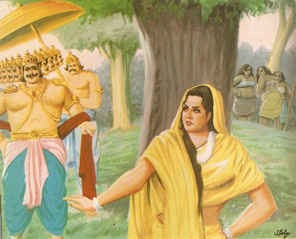 ramayana - THE RAMAYANA - Part 7 Scan0127