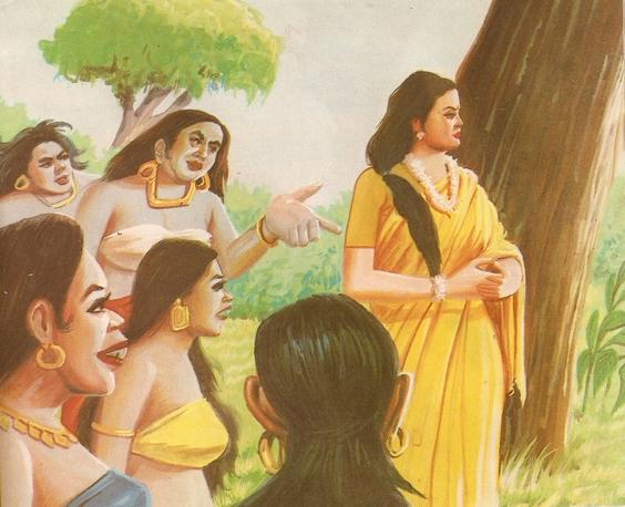 ramayana - THE RAMAYANA - Part 7 Scan0128