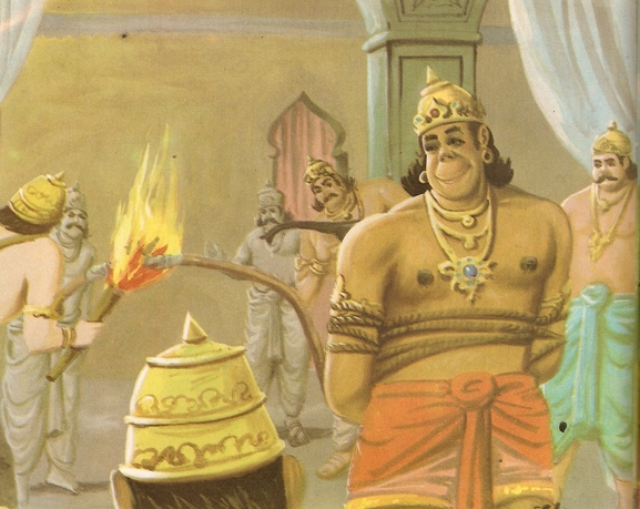 ramayana - THE RAMAYANA - Part 7 Scan0137